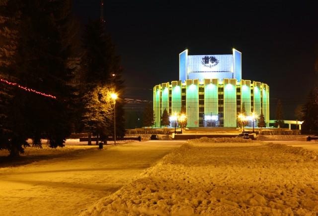 Челябинск. Театр Драмы