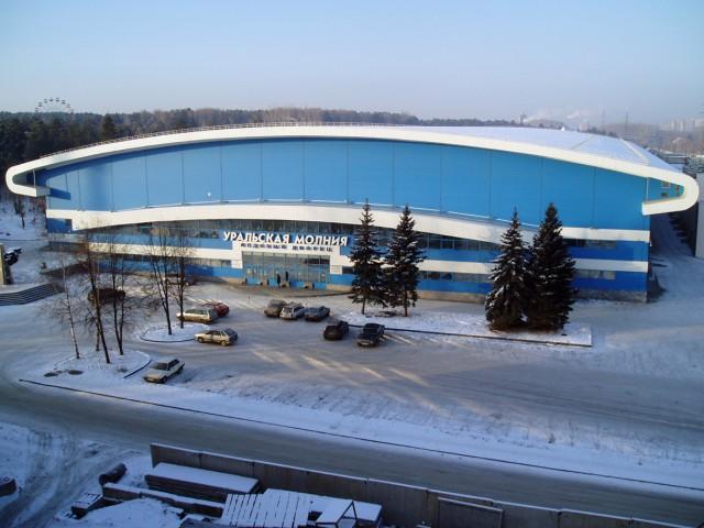 Челябинск. Уральская молния
