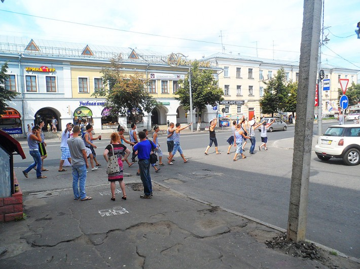 День ВМФ во Владимире