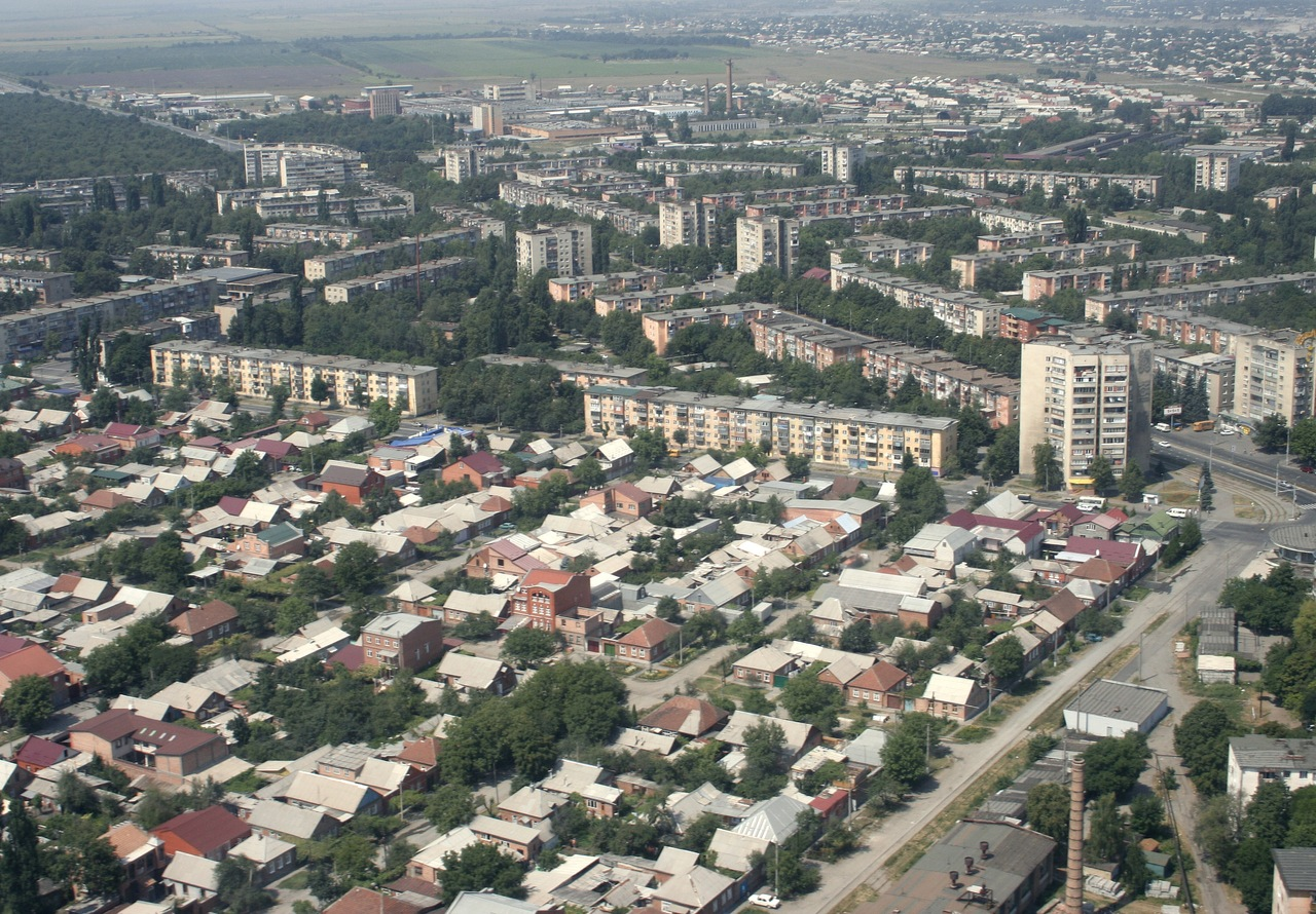 владикавказ фото города