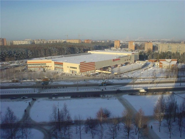 Ижевск. ТРК Столица