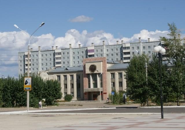 КСК. Администрация Черновского района
