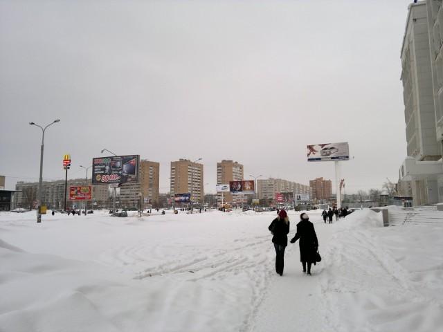 Казань. Московский район