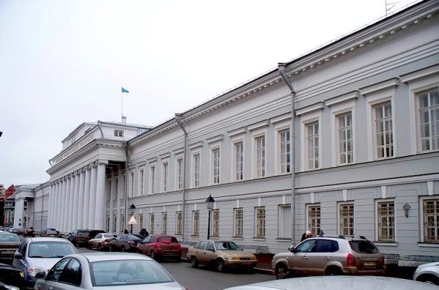 Главное здание Казанского университета