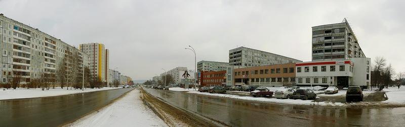 Кемерово. Ленинский