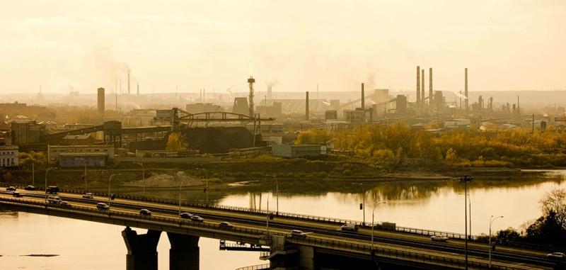 Кемерово. Заводский