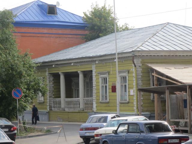 Курганский Дом-музей декабристов