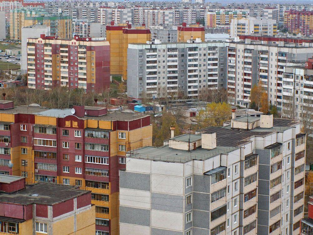 Курск. Северо-западный