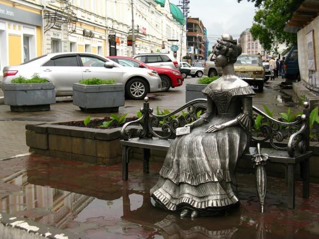 Любочка на Любинском проспекте