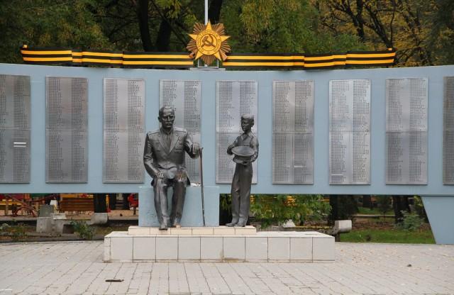Мемориал победы в Батайске