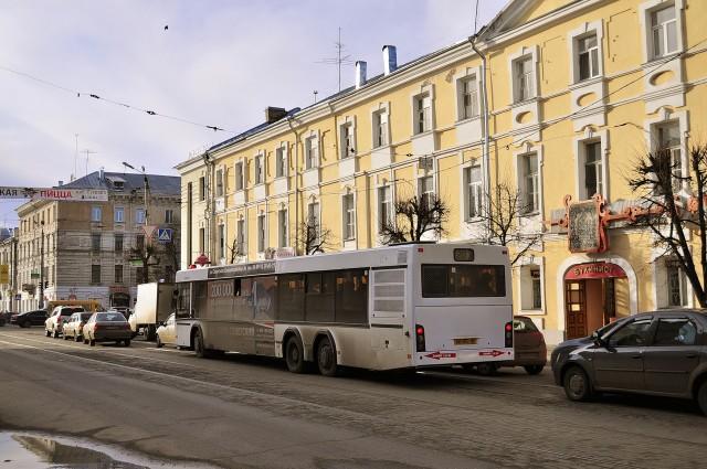 Муниципальный троллейбус