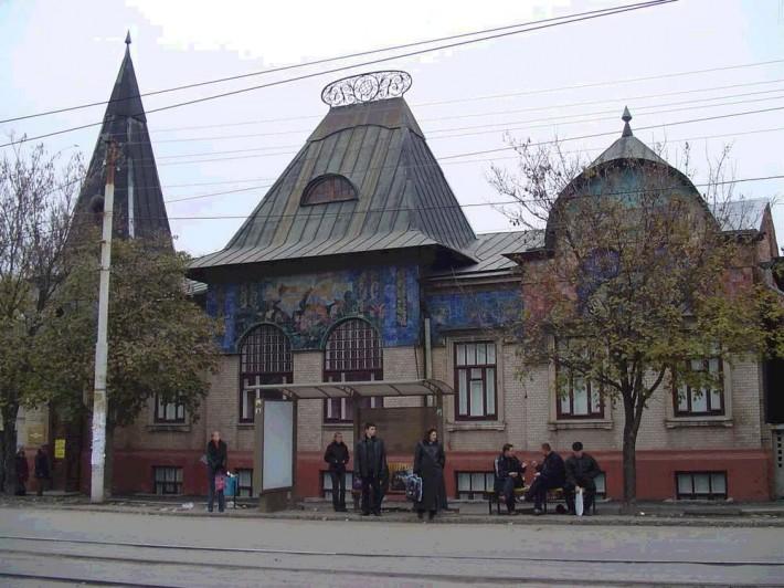Музей градостроительство и быта Таганрога