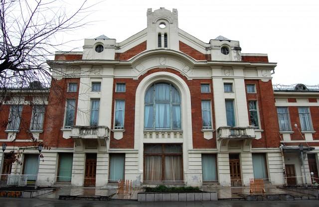 Краеведческий музей в Омске