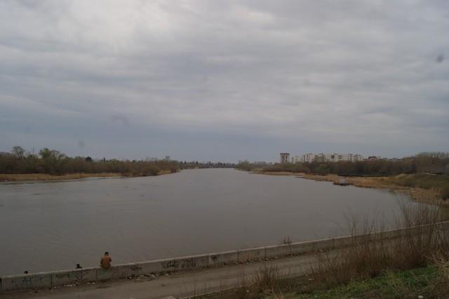 Набережная реки Тобол