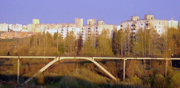 Нижний Новгород. Советский район