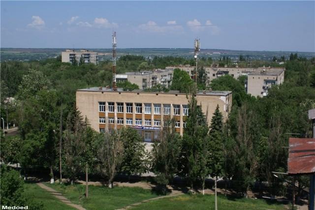 Новочеркасск. Октябрьский