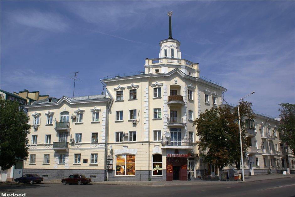 Новочеркасск :: история Новочеркасска ...