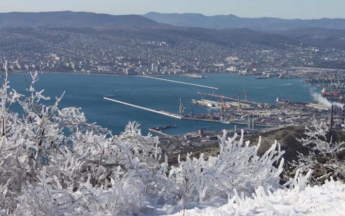 Новороссийск зимний