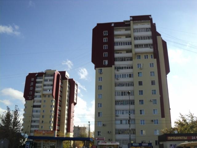Новостройки Волжского