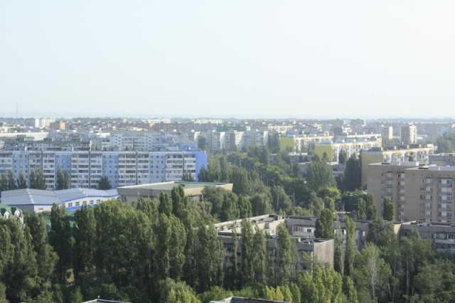 Новый город