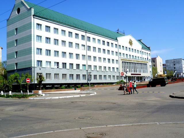 Офис ТГК-14