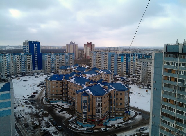 Оренбург. МЖК