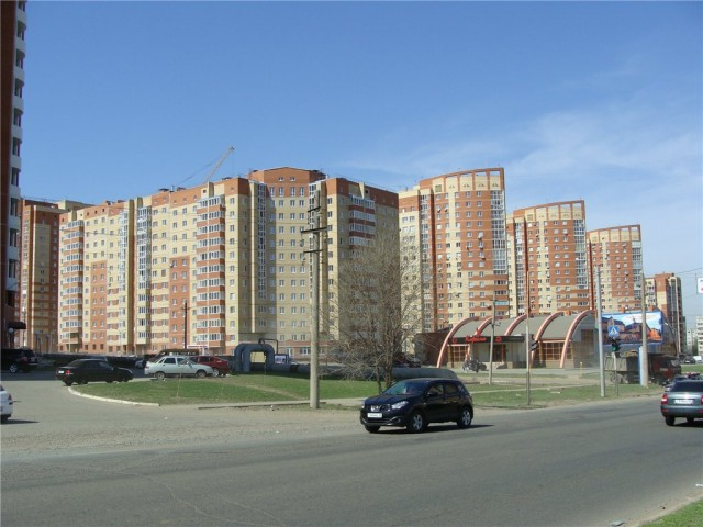 Оренбург. Степной