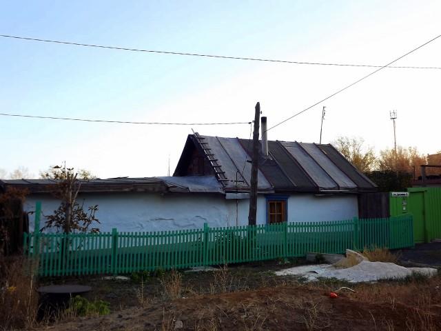 Орск. Поселок Строителей