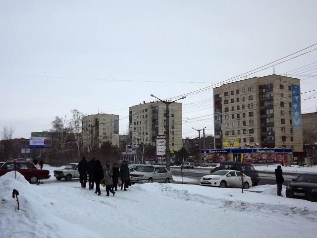 Орск. Проспект Ленина