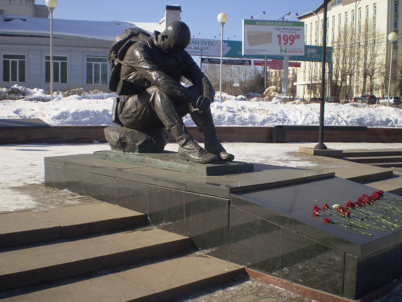 Картинки по запросу памятники вов воркута
