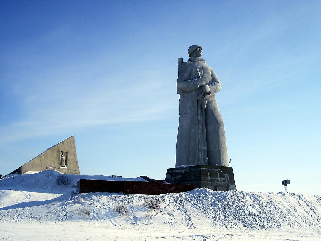 Фото города Мурманск, достопримечательности