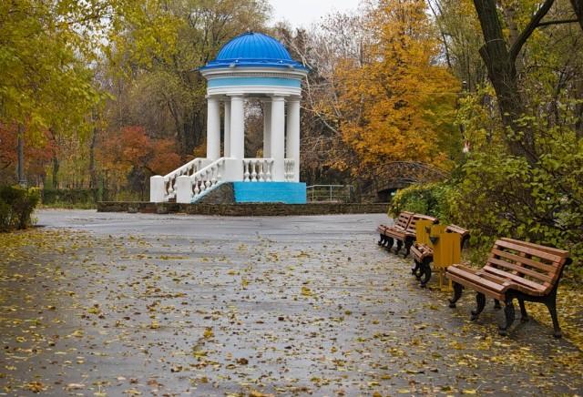 Парк культуры и отдыха в Волжском