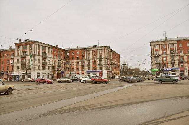Площадь Терешковой