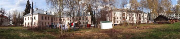 Поселок Чапаевский