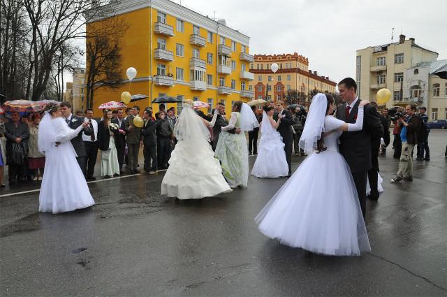 Праздник Красной Горки в Смоленске