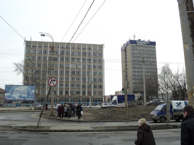 Административный корпус Механического завода