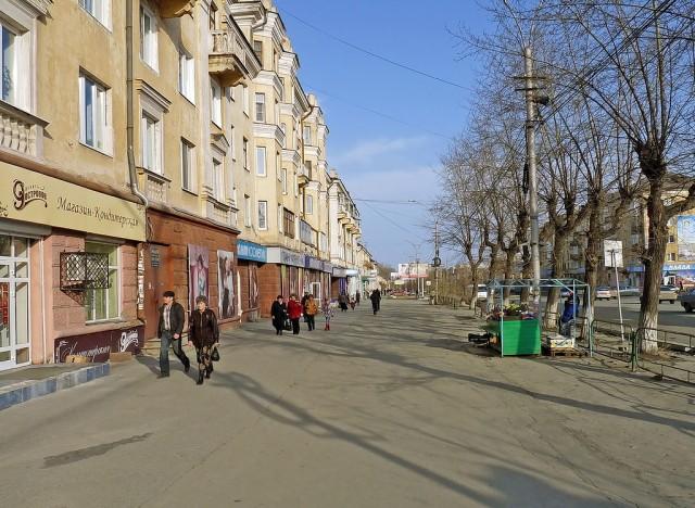 Проспект Вагоностроителей