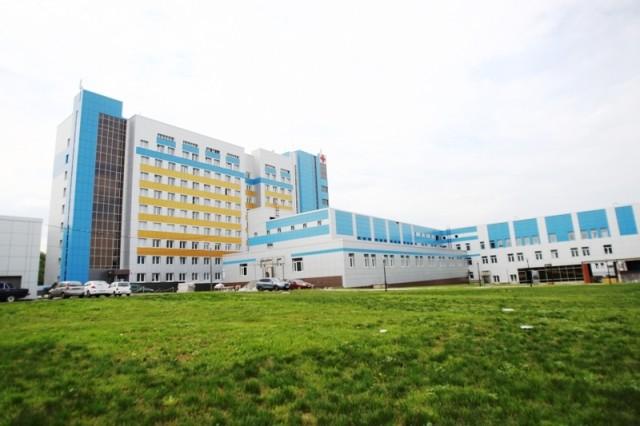 Республиканская больница