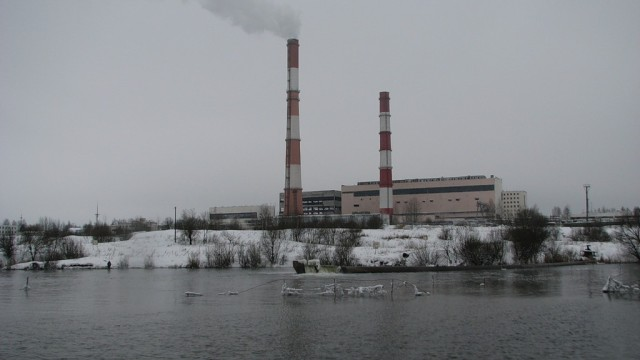 Смоленск. ТЭЦ-2