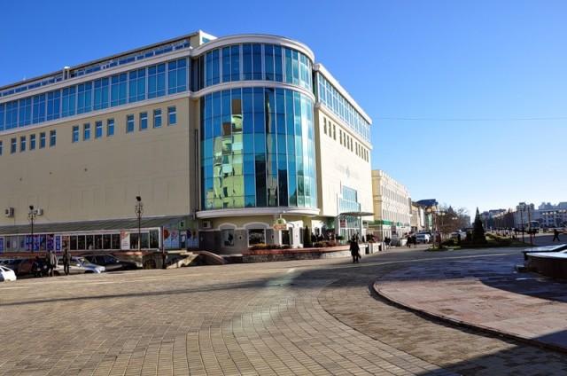 Ставрополь. ТРК Галерея