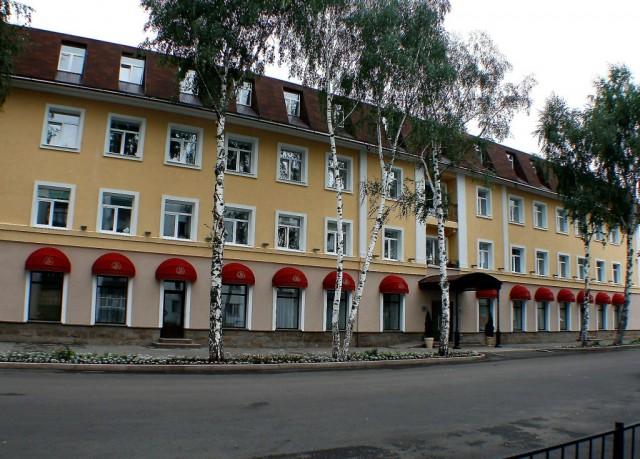 Стерлитамак. Гранд-отель Восток