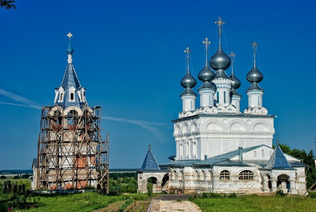 Свято Воскресенский женский монастырь