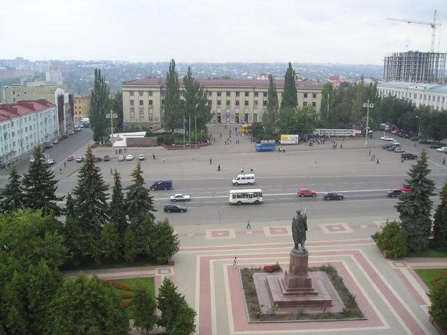 Центр Курска