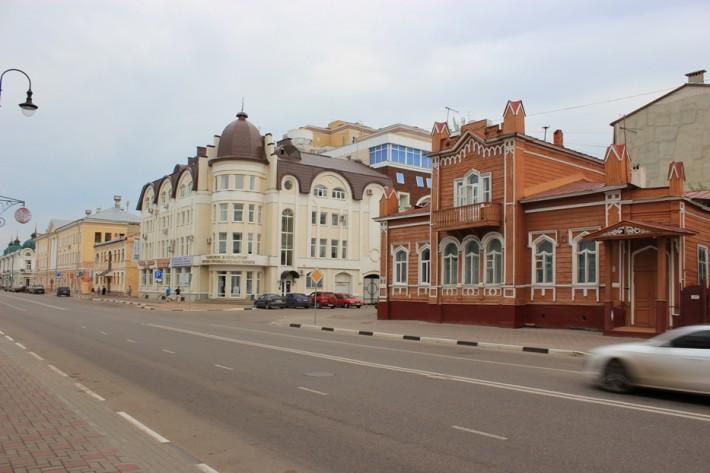 Центр Тамбова