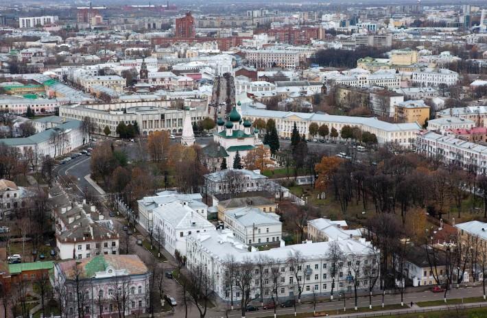 Центр Ярославля