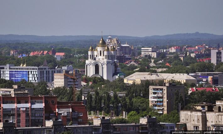 Центральный район города
