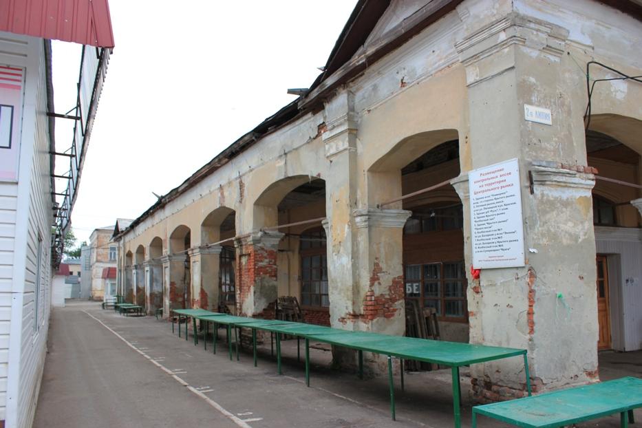 Тамбов старый в районе рынка фото