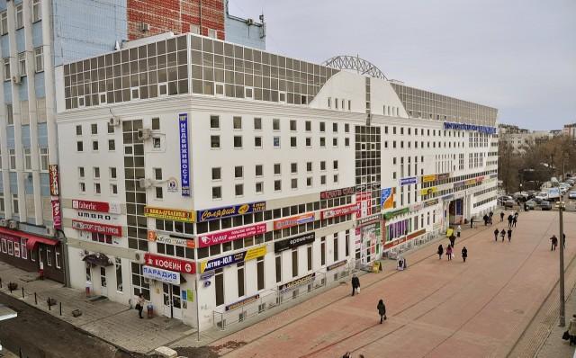 Торговый центр в Твери