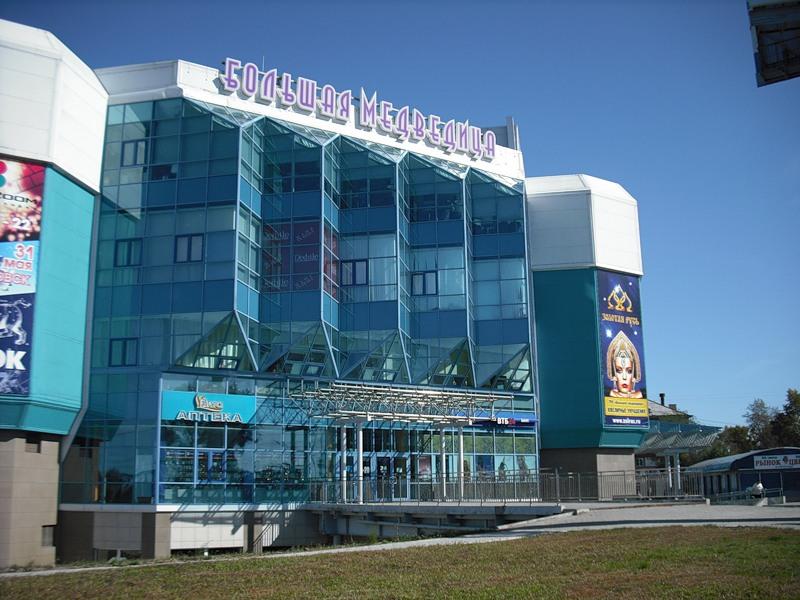 Гостиница в хабаровске возле цирка