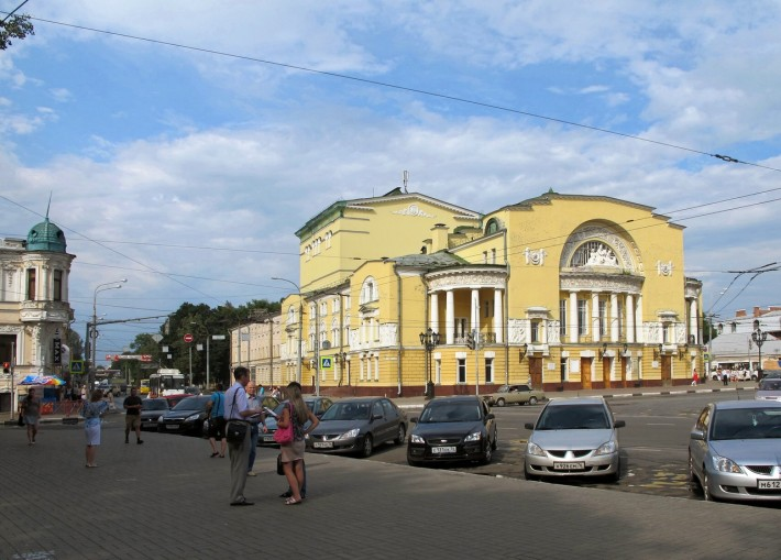 Театр Волкова